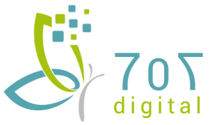 logo 707 Digital
